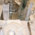Acrylic-block-table-setting-wedding-photostrip