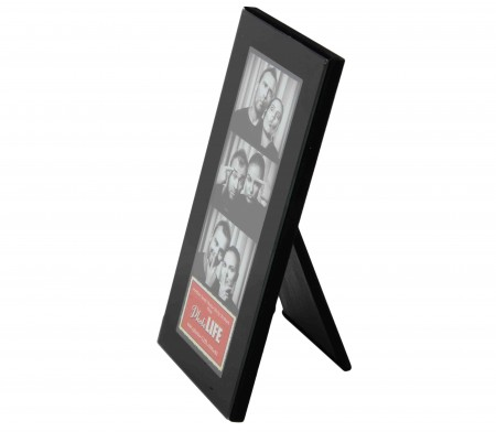 black-glass-photostrip-frame-2x6