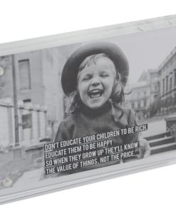 Acrylic Block Frame Cc 4x6