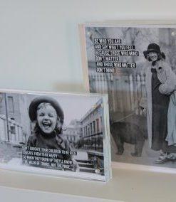 Acrylic Block Frames 4x6