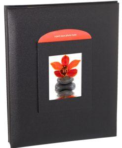 Buckram Scrapbook Album A4