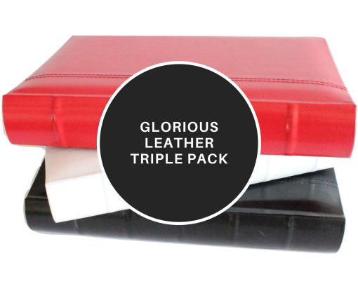 Glorious Leather Triple Pack