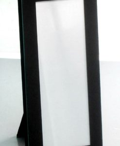Photo Strip Frame Black 2x6