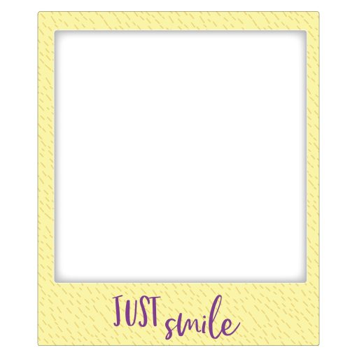 Goldbuch Just Smile Fridge Magnet Frame
