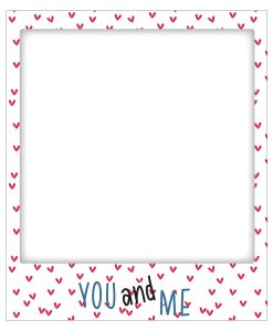 Goldbuch You and Me Fridge Magnet Frame