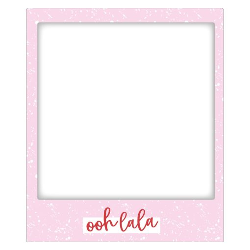 Goldbuch Ohh Lala Fridge Magnet Frame