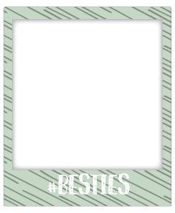 Goldbuch #Besties Fridge Magnet Frame