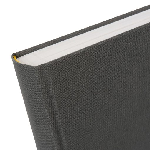 Goldbuch Linum Grey 25x25 Dry Mount Album