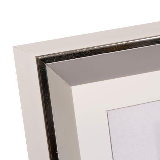 Corner View Of Goldbuch Light Spirit Frame Grey