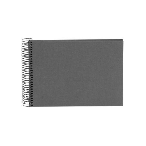 Goldbuch BellaVista Grey 24x17 Spiral Album