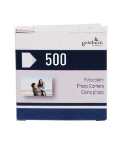 Goldbuch Photo Corners 500